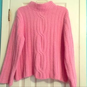 Designers Studio Originals Pink Sweater